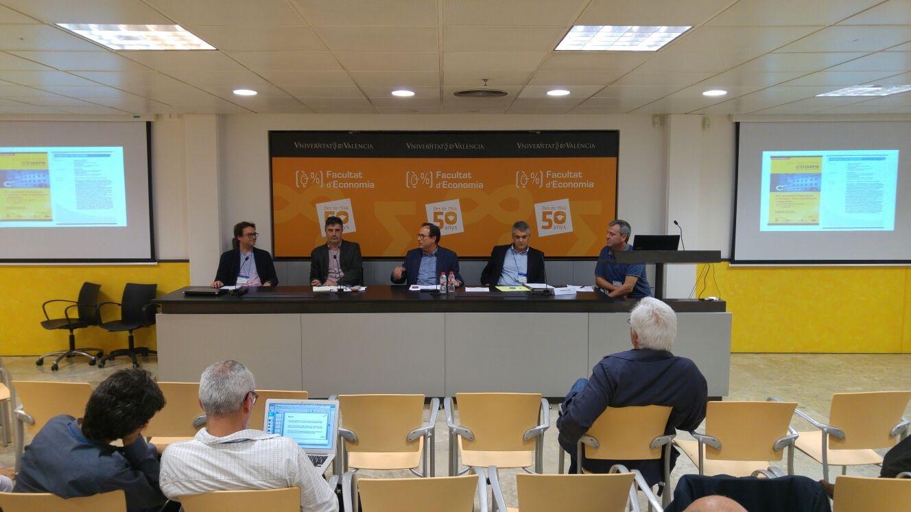 Francisco Javier Ortega Colomer - Ingenio (CSIC-UPV) participa en ...